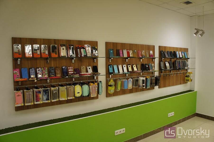 Торговая мебель Стойка администратора - Фото № 4