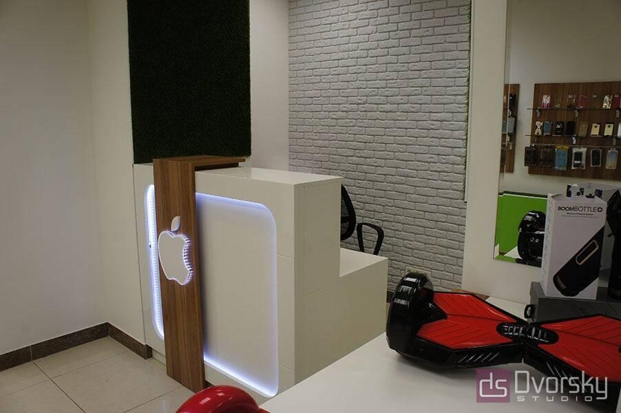 Торговая мебель Стойка администратора - Фото № 6