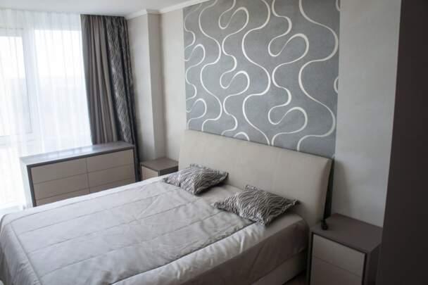 Шоколадна спальня