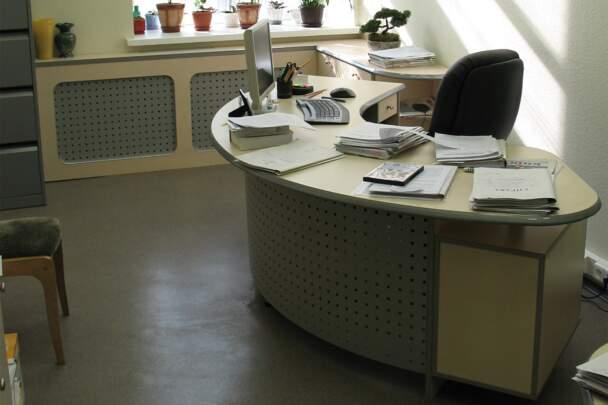 Дизайн офисной гарнитуры