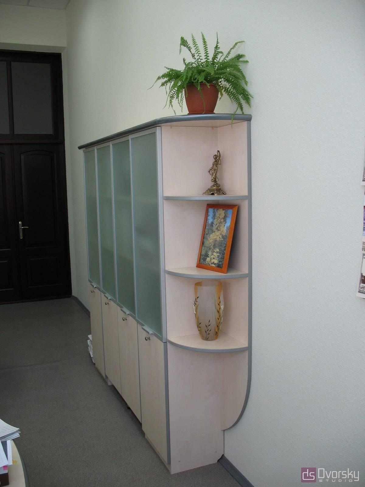 Офісні меблі Дизайн офісного гарнітуру - Фото № 3
