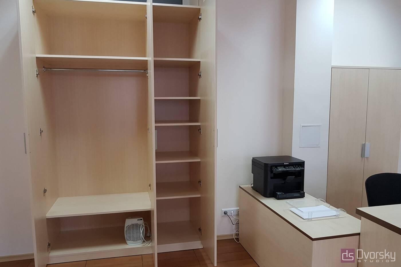 Офисная мебель Светлые офисные столы - Фото № 6