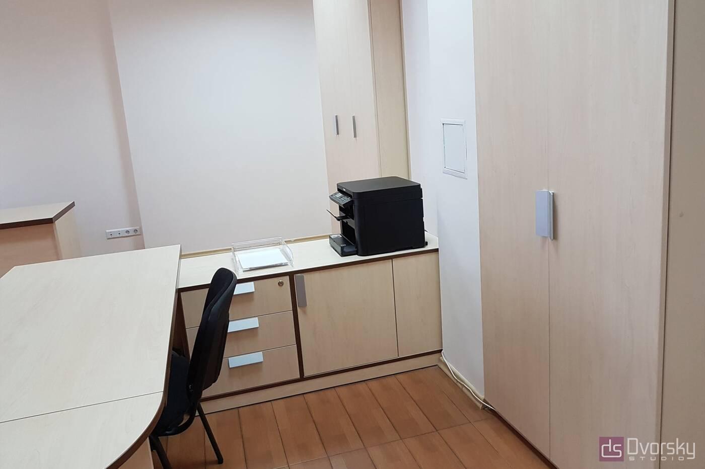 Офисная мебель Светлые офисные столы - Фото № 7