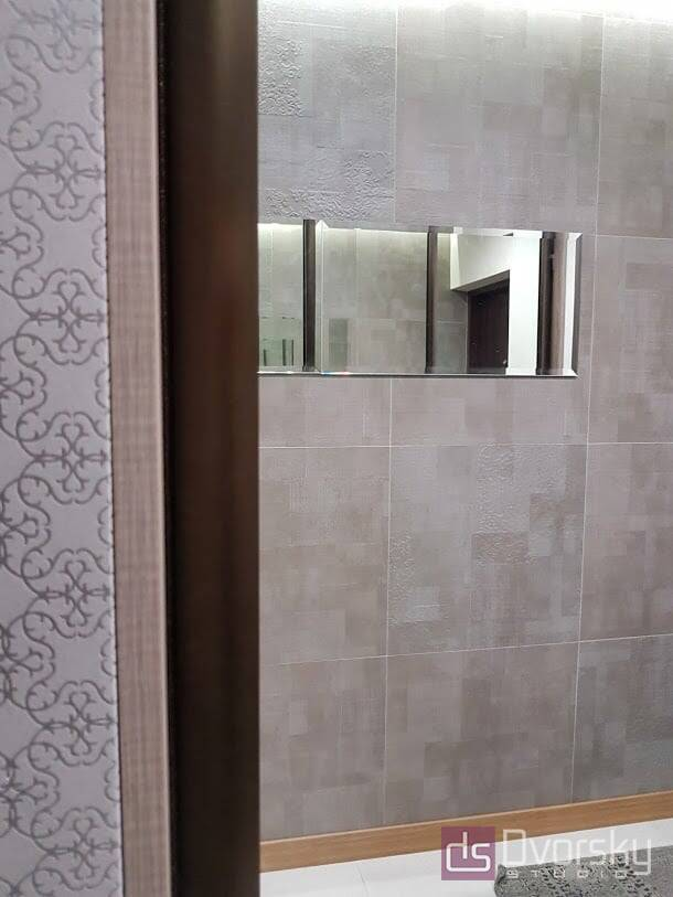Прихожие Прихожая с зеркальным шкафом - Фото № 2