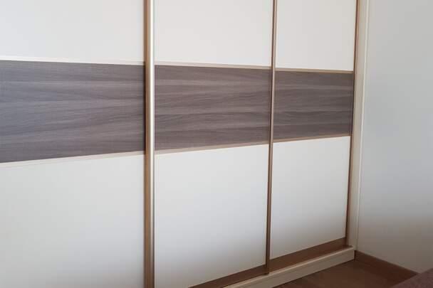 Фото цвета профиля для шкафа-купе