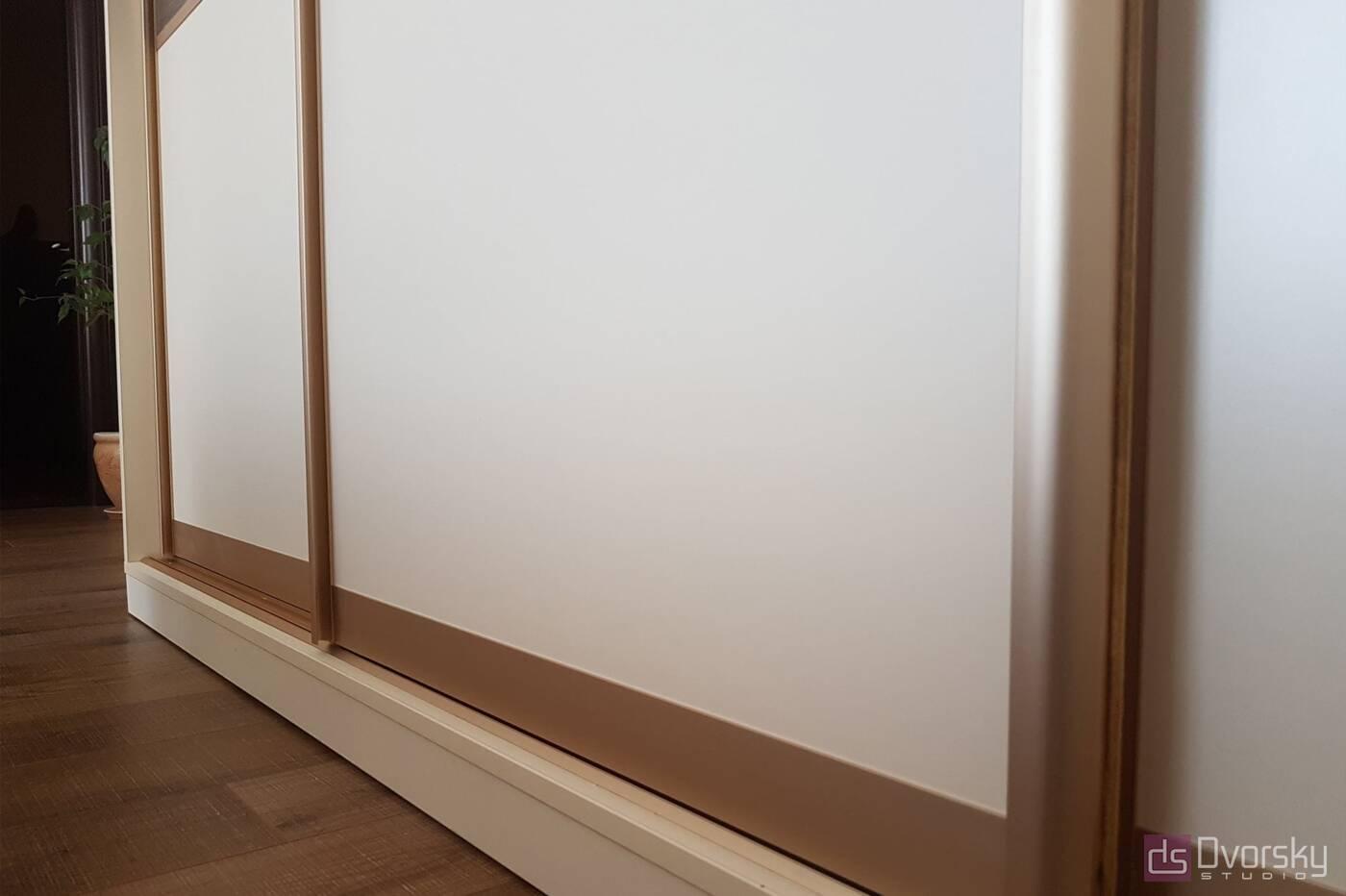 Шкафы купе Шкаф купе на три двери - Фото № 3