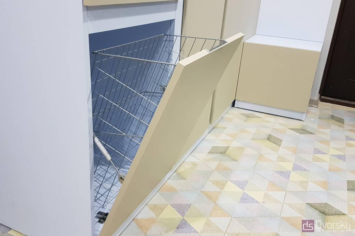 Шкафы распашные Шкаф распашной со скрытыми ручками - Фото № 3