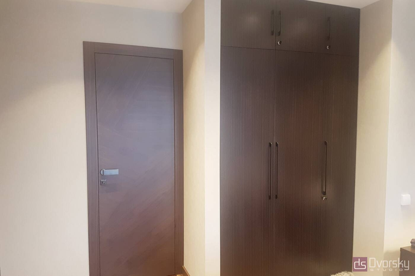 Шкафы распашные Шкаф распашной шпонированный - Фото № 3