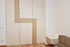 Спальні Геометрична шафа для спальні - Фото № 1