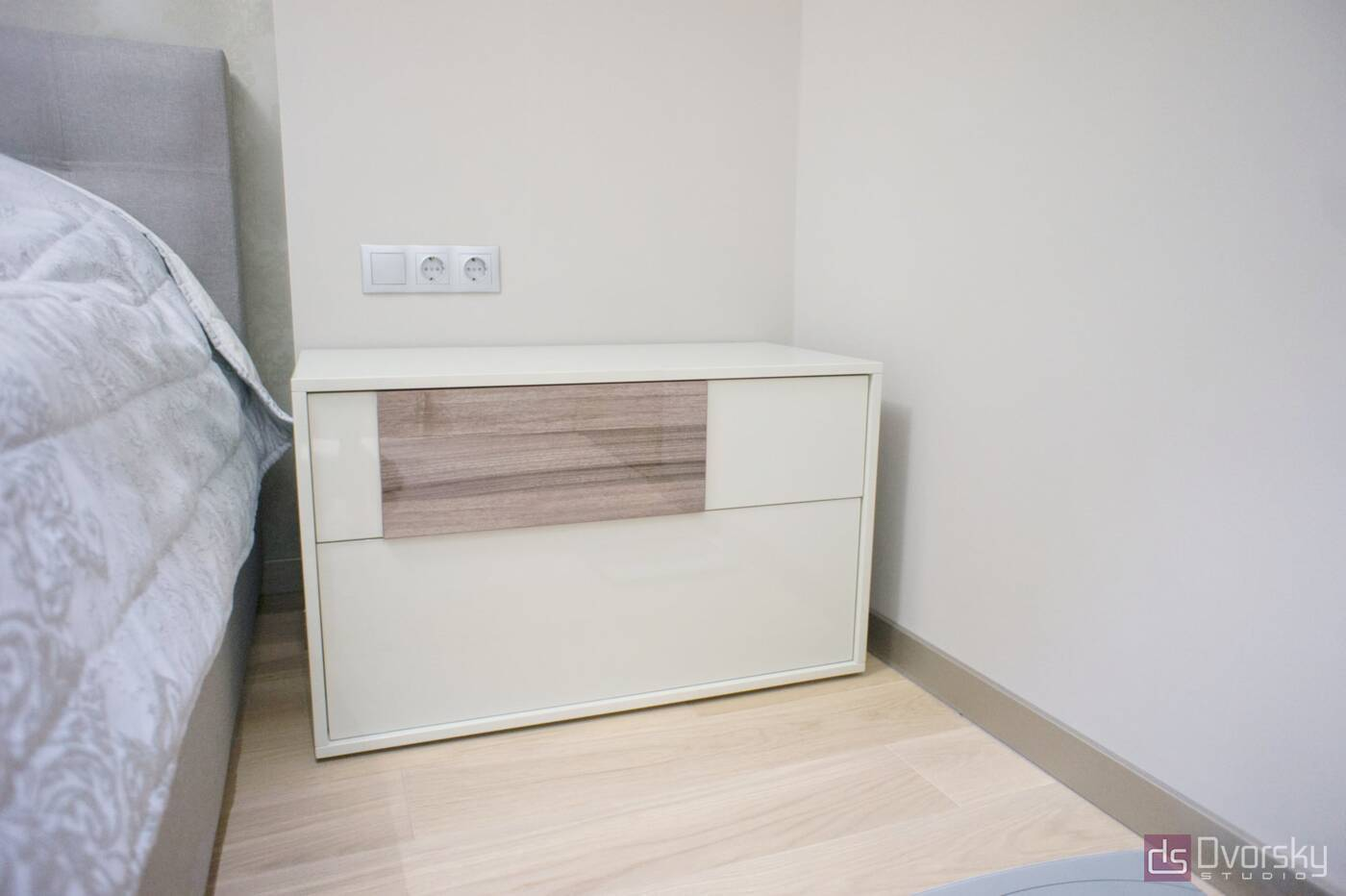 Спальні Оригінальна спальня - Фото № 3