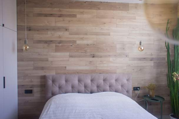 Затишна маленька спальня