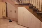 Мебельные стенки Мебельная стенка под лестницей - Фото № 1