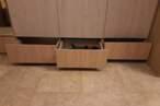 Мебельные стенки Мебельная стенка под лестницей - Фото № 3
