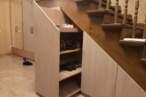 Мебельные стенки Мебельная стенка под лестницей - Фото № 5
