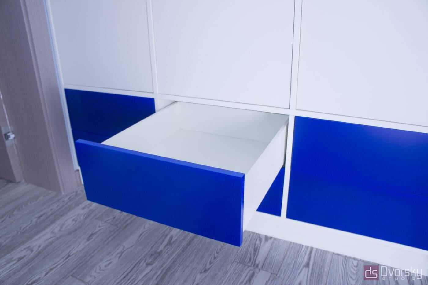 Мебельные стенки Мебельная стенка - шкаф в детскую - Фото № 4