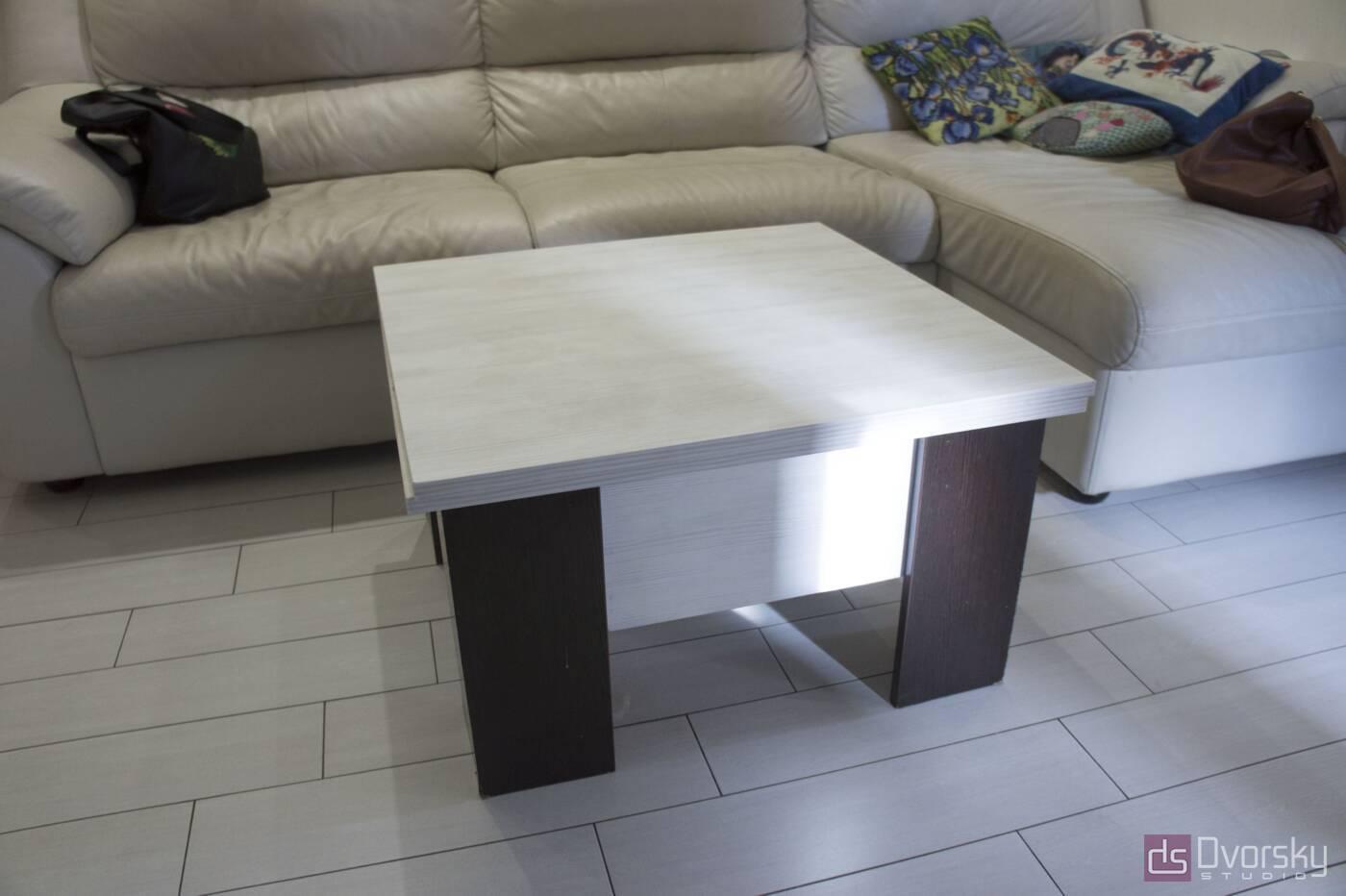 Інші Журнальний стіл трансформер - Фото № 1