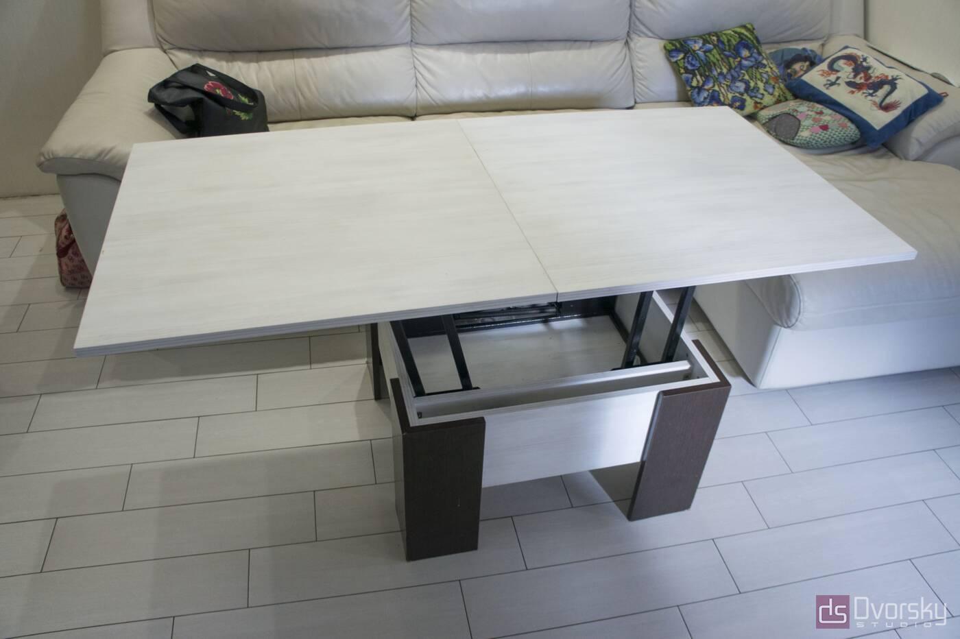 Інші Журнальний стіл трансформер - Фото № 2