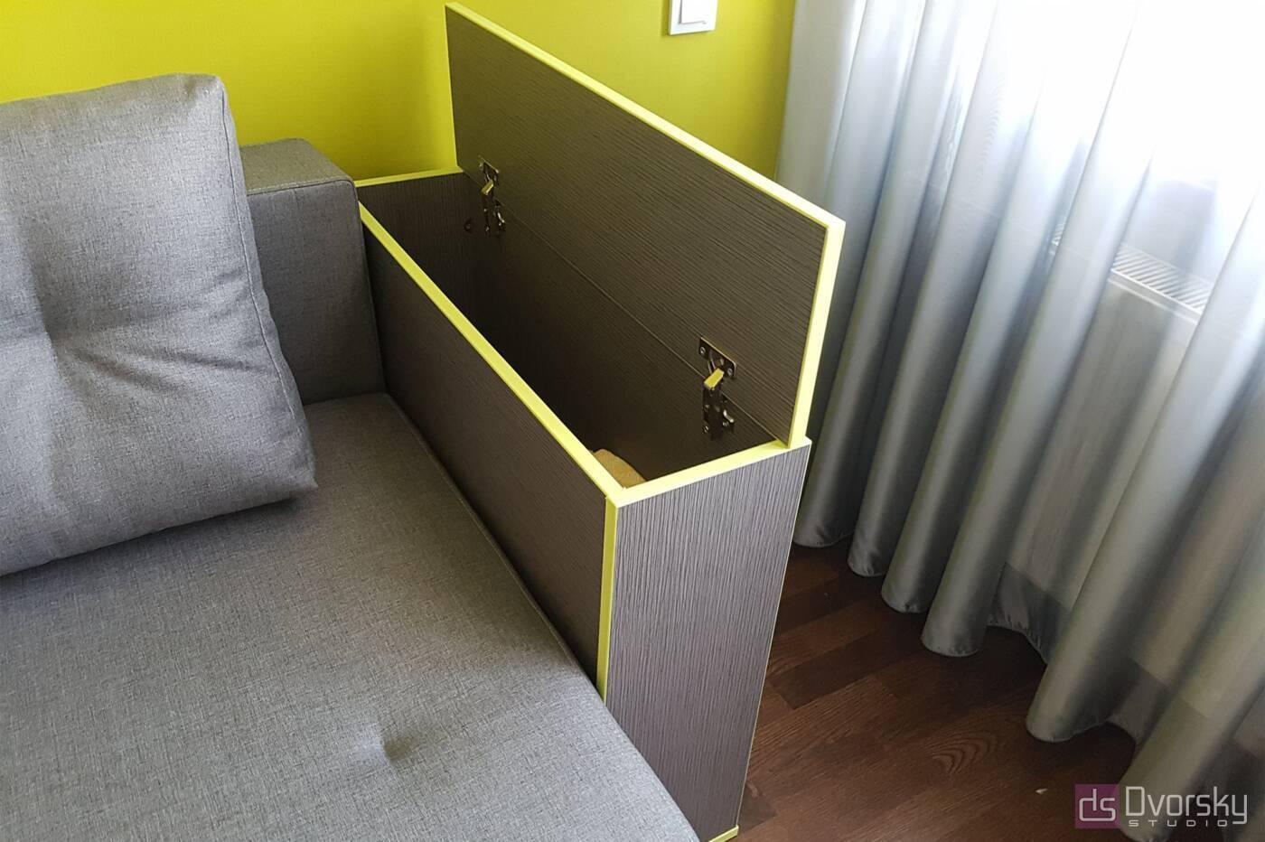 Інші Ящик для подушки - Фото № 1