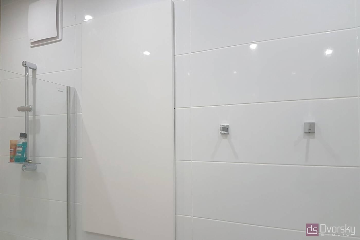 Меблі для ванної Біла ванна кімната - Фото № 3