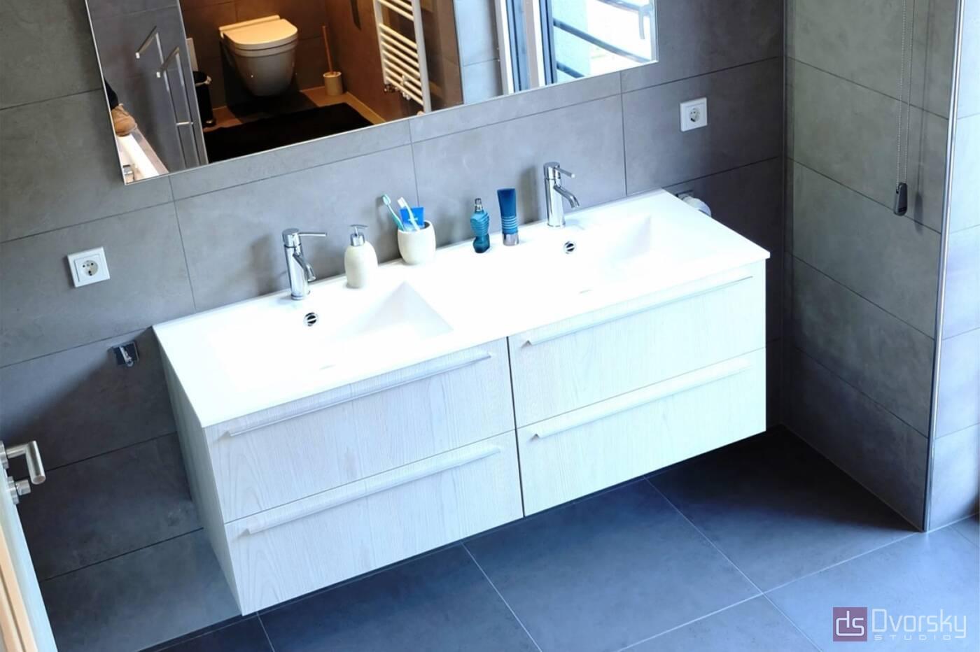 Меблі для ванної Тумба для ванної кімнати - Фото № 1