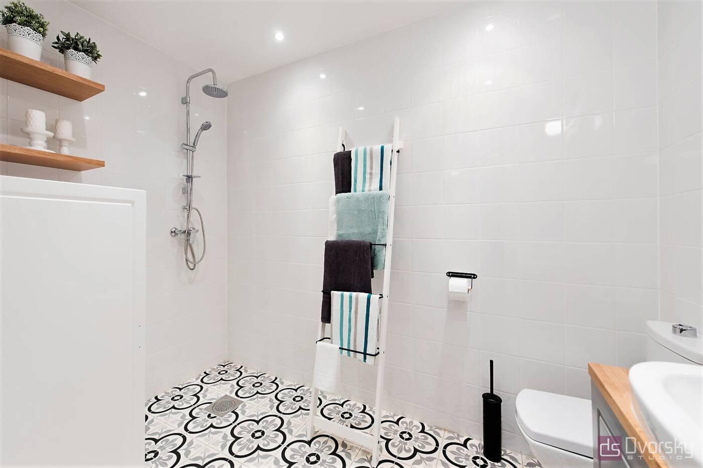 Мебель для ванной Вешалка для ванных полотенец - Фото № 1
