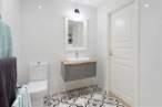 Меблі для ванної Вішалка для ванних рушників - Фото № 2