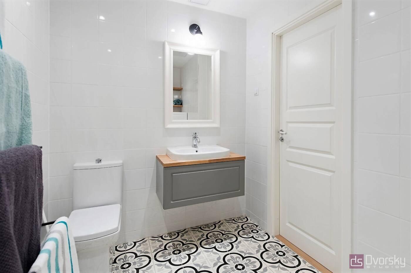 Мебель для ванной Вешалка для ванных полотенец - Фото № 2