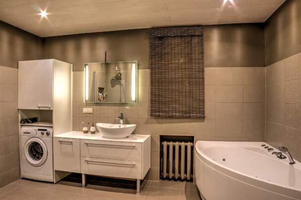 Традиционная ванная комната