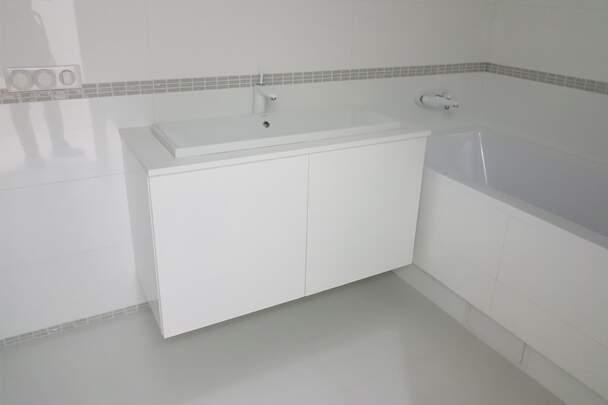 Тумба для ванной минимализм