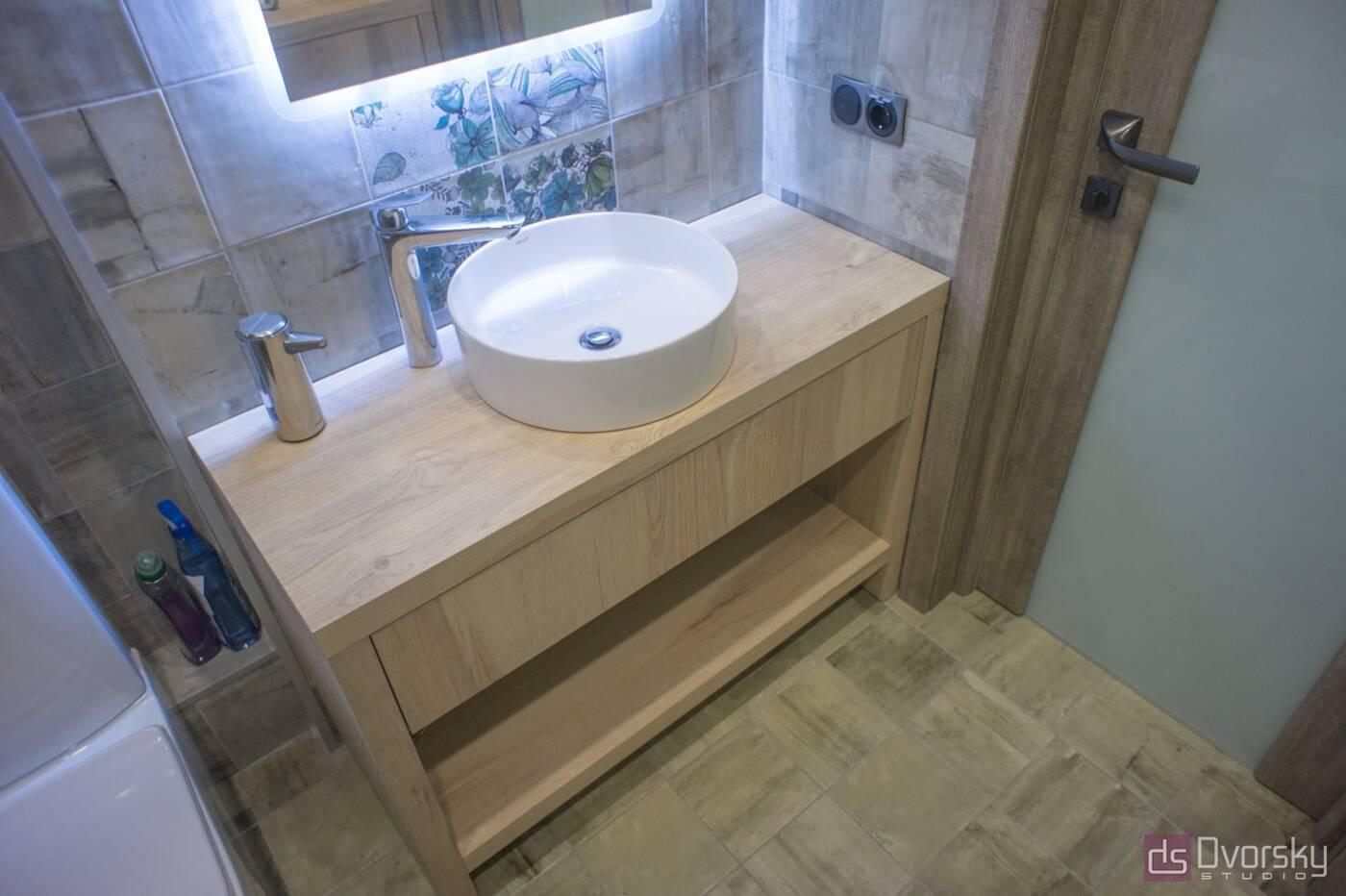 Меблі для ванної Ламінована ванна - Фото № 1
