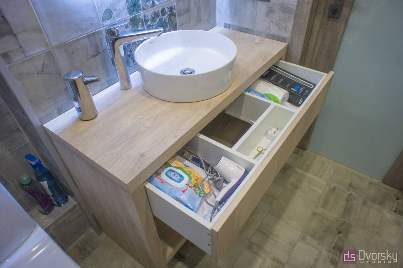 Меблі для ванної Ламінована ванна - Фото № 2