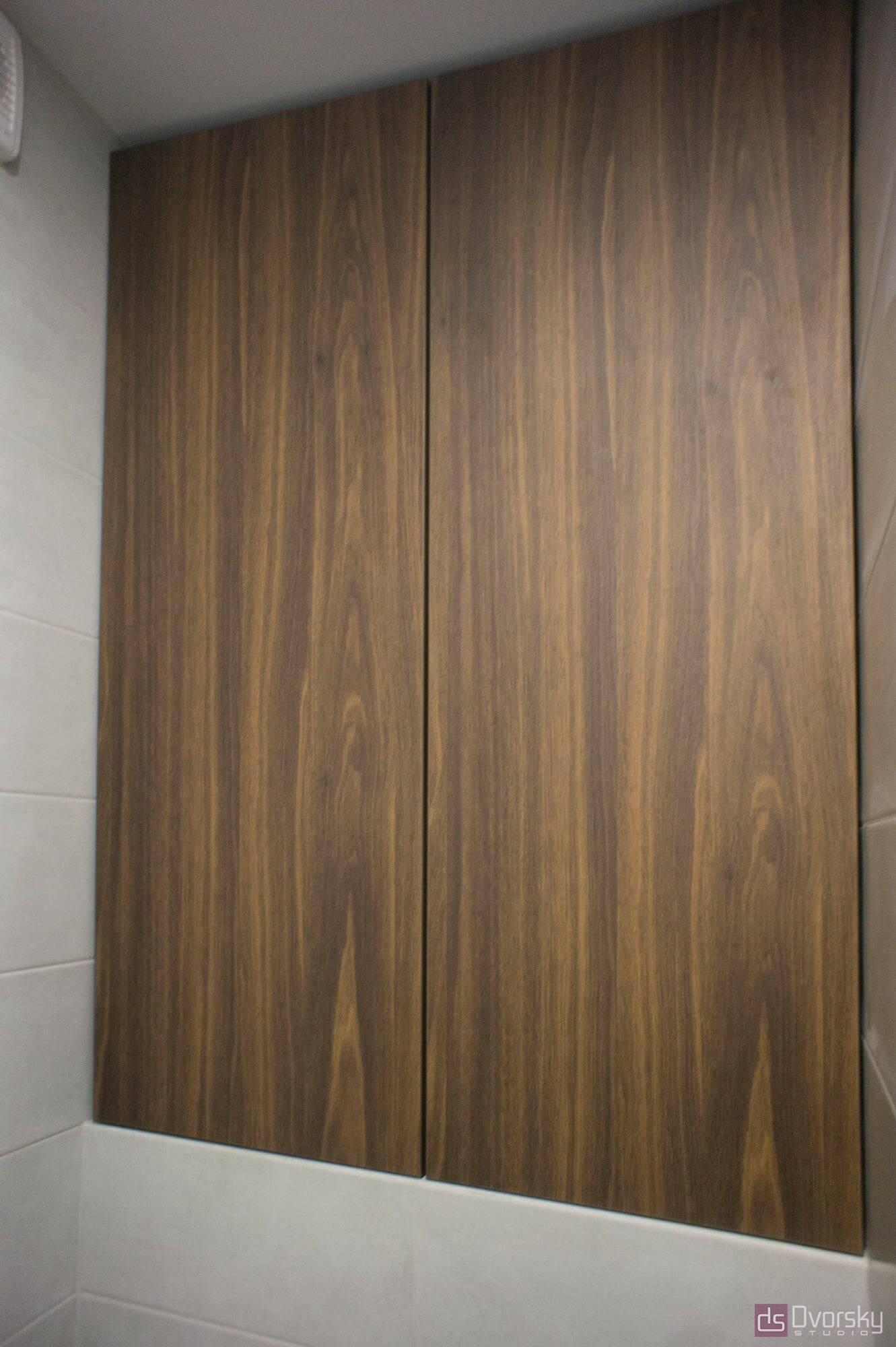 Мебель для ванной Ванная с двумя раковинами - Фото № 3